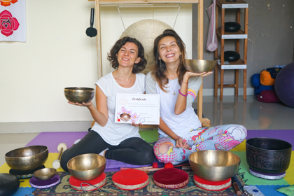 Обучающий курс  «Массаж тибетскими поющими чашами»