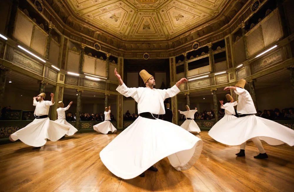 Суфийское кружение