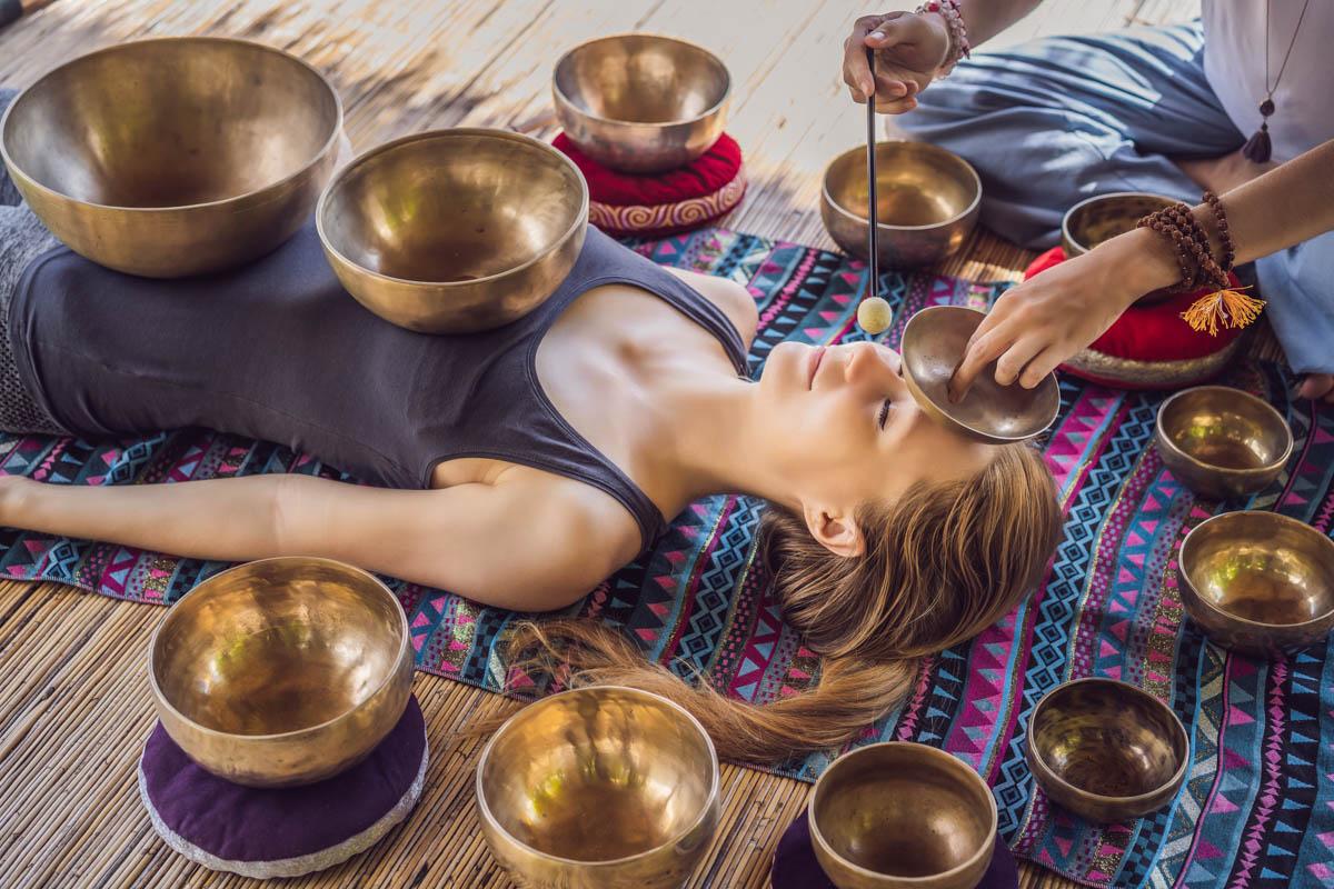 курс - тибетские поющие чаши