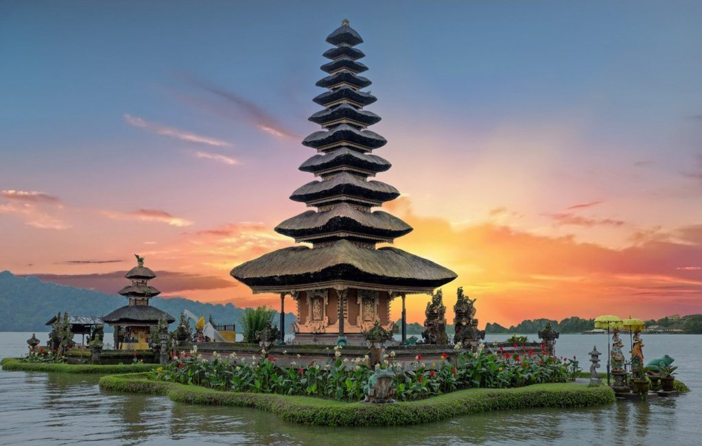 Новый год на о.Бали