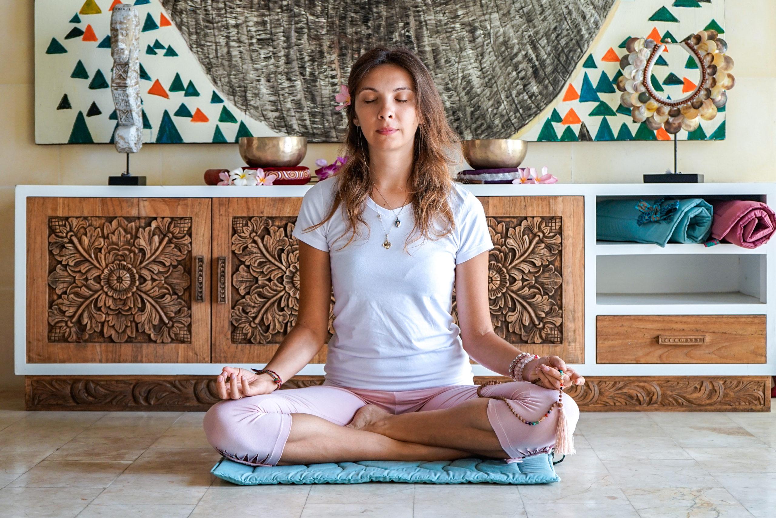 Медитация на раскрытие сердечного центра