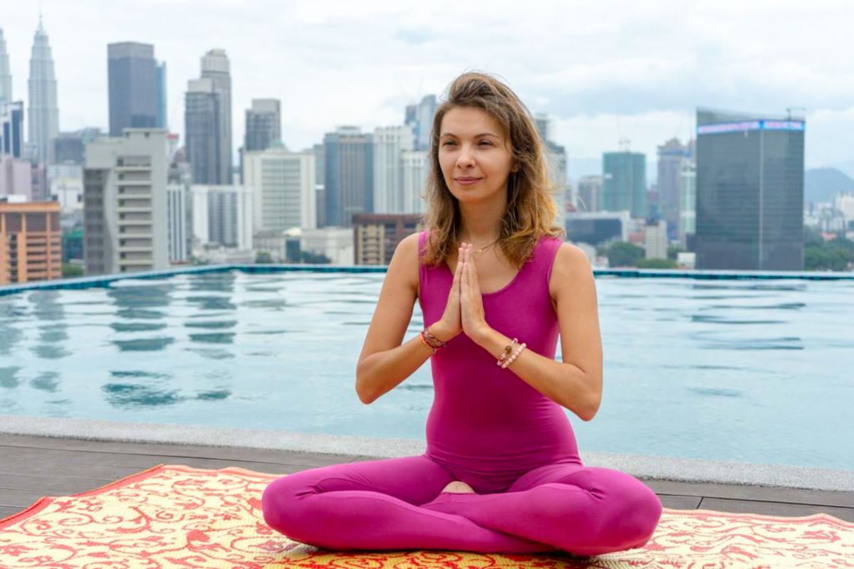 Медитация осознанного дыхания